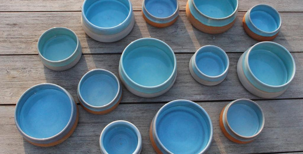 Modern country bowls