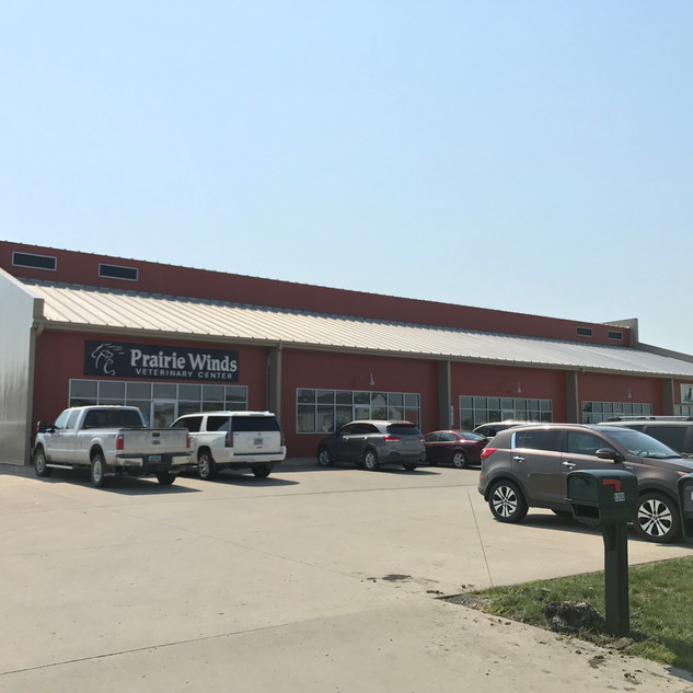 Commericial Strip Mall, Fargo, ND