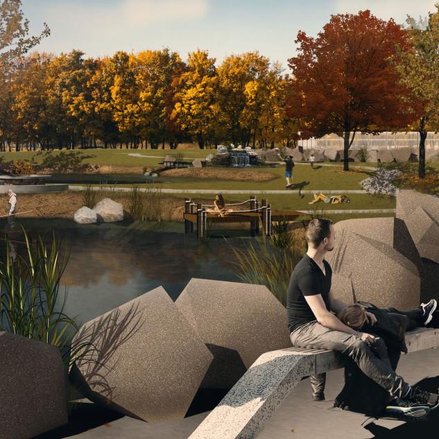 Landscape Rendering