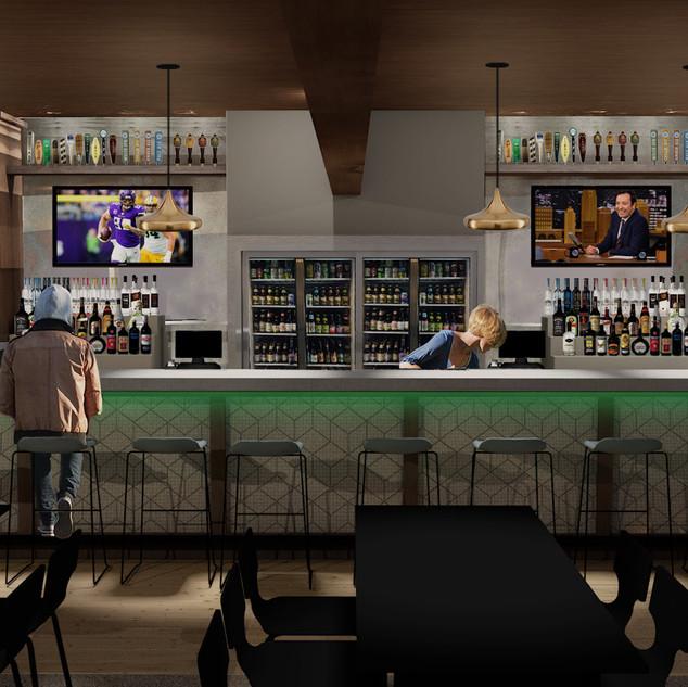 Bowler Bar Remodel