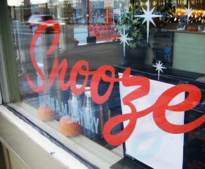 Snooze, The A.M. Eatery (8.5)