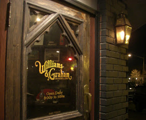 Williams & Graham Booksellers (Highlands)