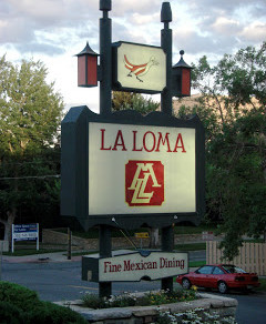 Fiesta on the Hill: La Loma Mexican Restaurant's Chile Rellenos (Updated)