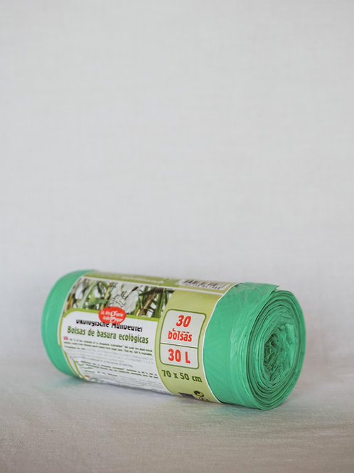 Bolsas de Basura de Bioplástico