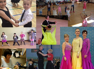 Lots of dancing for all ages and abilities at the Studio!