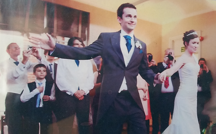 wedding first ballroom dancing in Reading waltz quick step tango cha cha cha samba jive