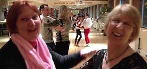 ballroom adult latin dancers senior reading berkshire