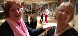 ballroom adult latin dancers senior reading berkshire