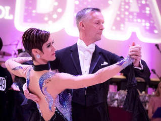 Reading Dance Studio dance couple stand out at the European Championships 2019