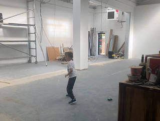 The new Dance Studio Reading is a year old!