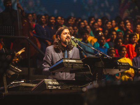 Mainstream artists have the power to make a massive difference, says Ricky Kej on new album 'EK'