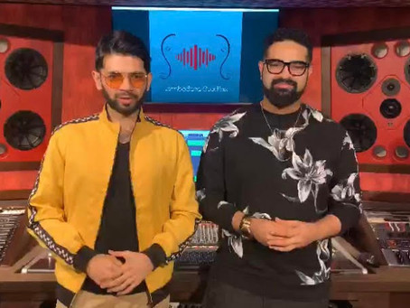 Siddharth Mahadevan, Souumil Shringarpure to create original music track live for first time!