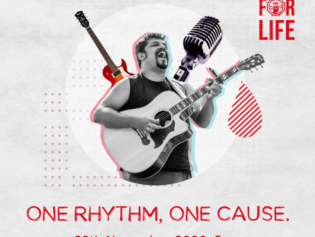 Renowned musicians perform live to raise awareness about blood cancer and blood stem cell donation