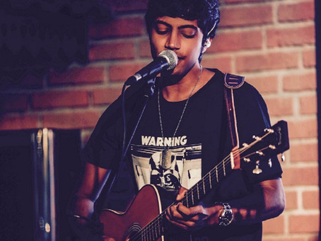 Music was the first language I learnt, says alternative pop-rock musician Sooraj Bishnoi