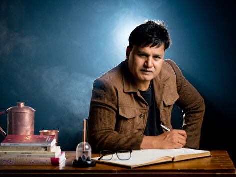 Lyricist Tanveer Ghazi calls himself 'a poet first'; talks about book, Bollywood and more!