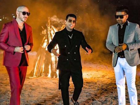 Mueve La Cintura: Guru Randhawa's debut Spanish song Pitbull breaks internet!