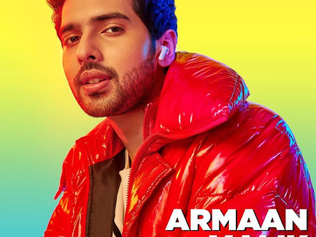 Armaan Malik slays on Rolling Stone India's Cover!