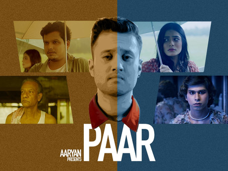 Aaryan's fourth single 'Paar' hails bravehearts turning adversity into opportunity during pandemic