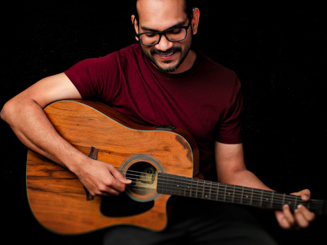 Composer turned singer-songwriter Akshay Khot talks about 'Tere Bagair' music journey, Arijit Singh