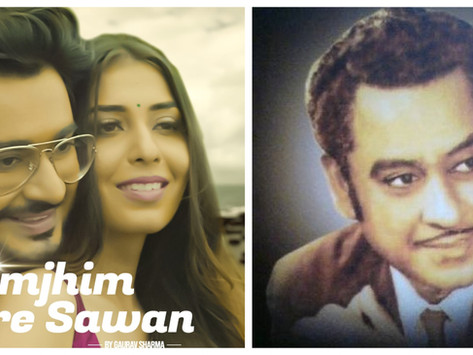 Kishore da is my idol and 'Rimjhim Gire Sawan' has been one of my favorite songs: Gaurav Sharma