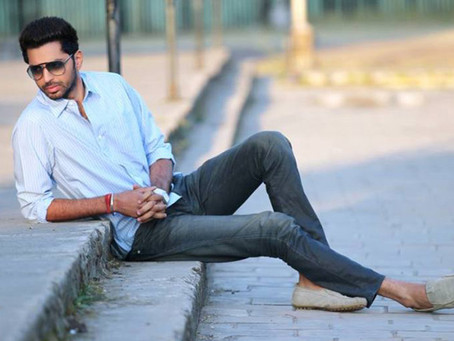 Breaking news: Pop singer, actor Jashan Singh stranded in Corona struck USA!