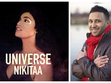 Songwriter Nikitaa releases first pop love song, co-written by Ash King