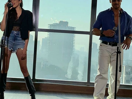 Singer Raveena Mehta features in acoustic version of Tiger Shroff's superhit song 'Casanova'