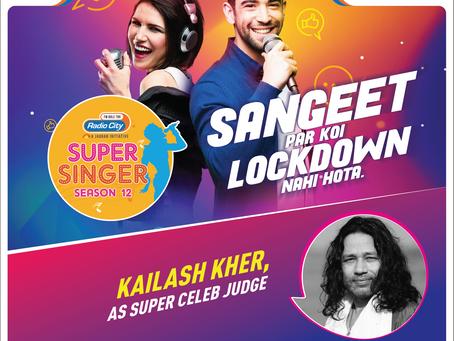 'Radio City Super Singer', judge Kailash Kher urge aspiring singers to showcase talent!