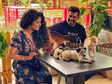 Raghu Dixit's new original single 'Tsunami' encourages animal adoption