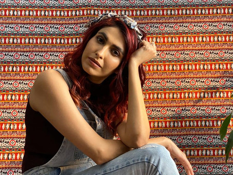 Anusha Mani is back again with her new soulful single 'Nafarmani' - a tale of a disobedient heart