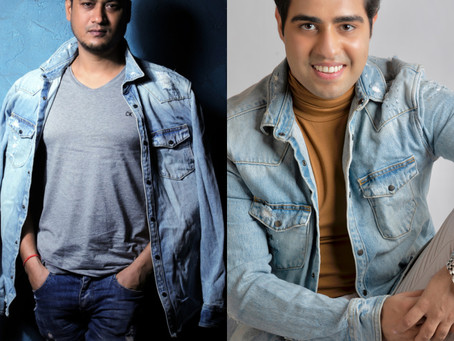Music Composer Vipin Patwa collaborates with singer Anirudh Kaushal for his first independent single