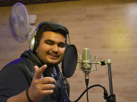 I became a lyricist because I am a very moody person, says singer, composer Rishabh Chhabra