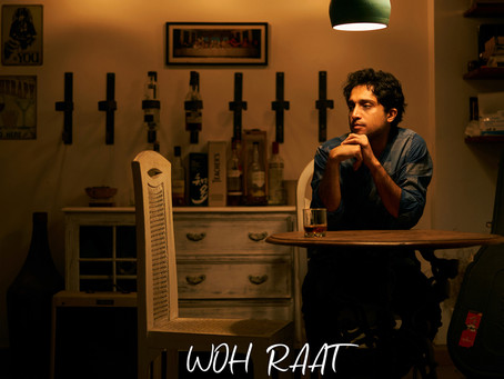 Nikhil D'Souza poignantly reflects on depth of words with new single 'Woh Raat'