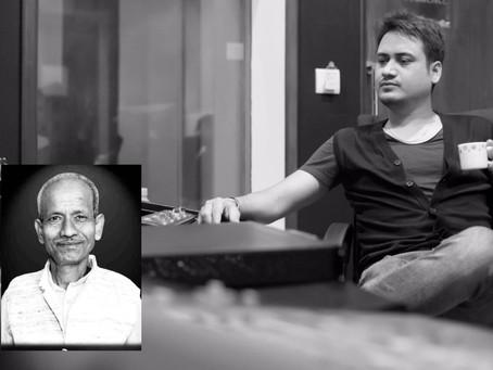 Vipin Patwa's devotional song, 'Pukara' - a heartfelt tribute to late father!