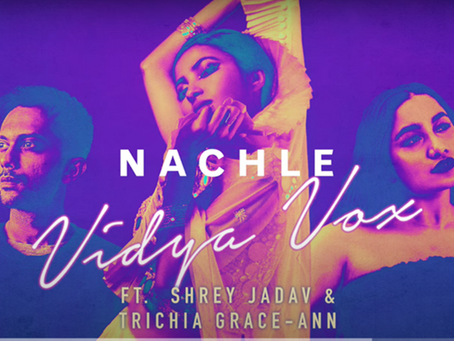 BACARDÍ Sessions' Track 'Nach Le' featuring Vidya Vox and winners out!
