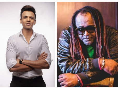 Malaysian Reggae star Sasi - The Don teams up with singer Abhijeet Sawant for upcoming song!