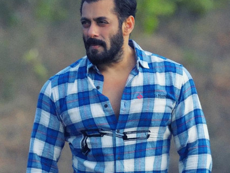 Salman Khan's Eid special song promotes unity, trends at #3 on YouTube!