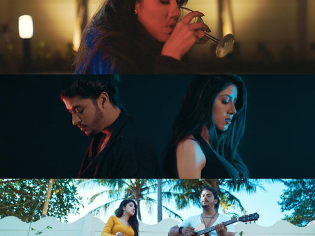 Singers Prateek Gandhi and Alfeeya Donna's 'Do Hisse' endures pain of separation between lovers!