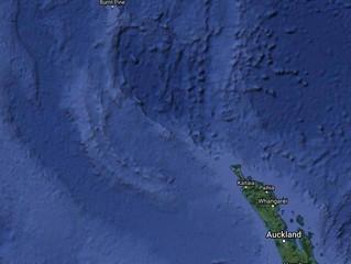 Sharks and Big Seas – Tasman Kayaker Clocks Up 1000km