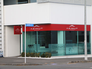 Azimut Yachts Opens New Sales Office in Grey Lynn