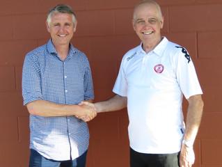 Waiheke United AFC Signs Malcolm McPherson as Senior Head Coach
