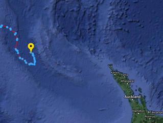 Frustrating Week for Tasman Kayaker