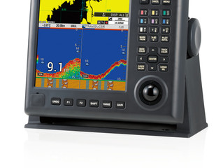 New Furuno GP3700 Series Chart Plotter for the Commercial Skipper