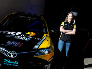 Chelsea Herbert Takes Class One Step in BNT V8s
