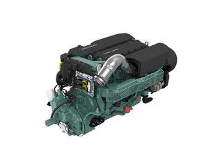 New D8 Marine Engine Expands  Volvo Penta Range