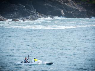 400Km Complete for Tasman Kayaker