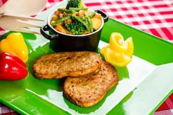 BURGER légumes Promeless