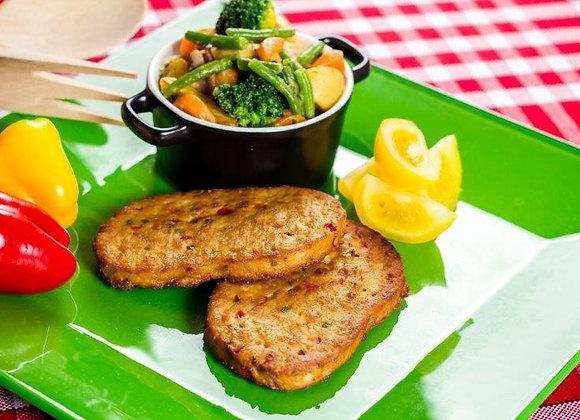 Burger légumes x2 150g