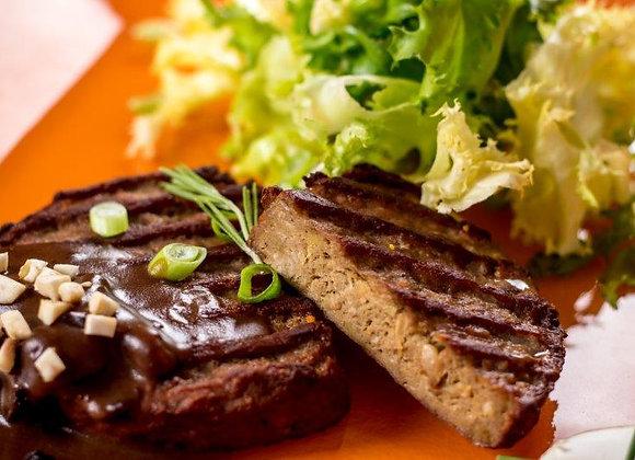 Burger vegan surgelé x15 (1,125kg)