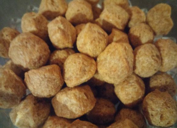 Mini boulettes de soja déshydratée